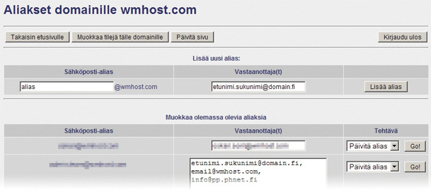 webmail wmhost